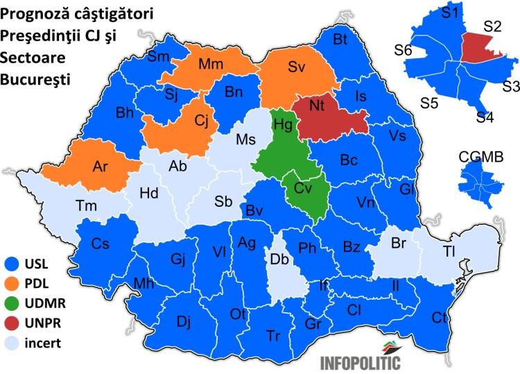 Harta presedinti CJ 2 - Infopolitic