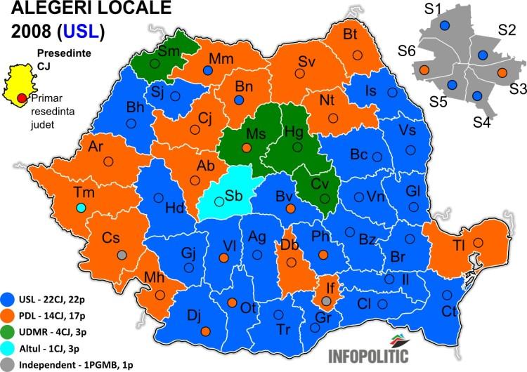 Alegeri locale 2008