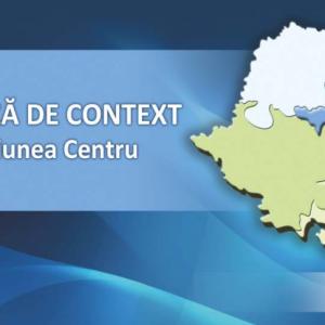 regiunea centru - analiza