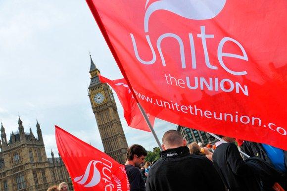Steag Unite the Union