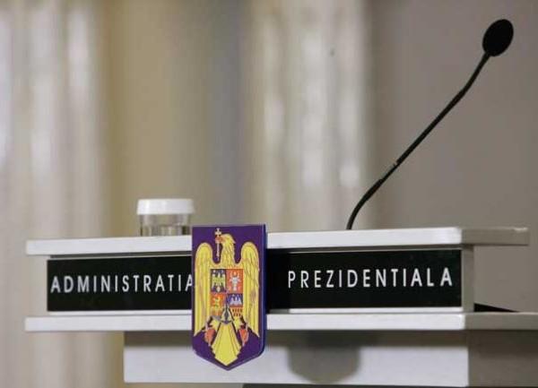 Pupitru Administratia Prezidentiala