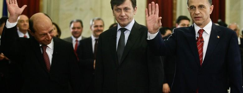 Antonescu Basescu Geoana