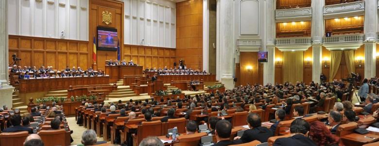 Plenul Camerei Deputatilor