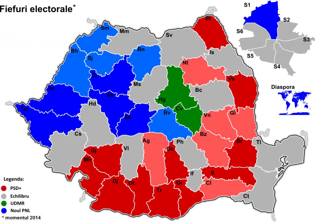 fiefuri electorale