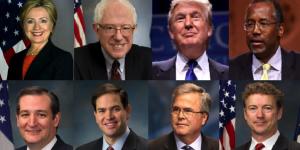 Candidati alegeri SUA