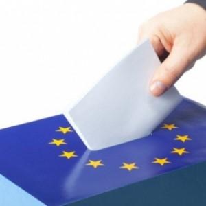 Urna vot UE