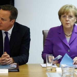 Merkel - Cameron