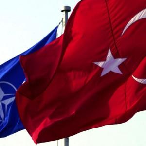 turcia nato flag